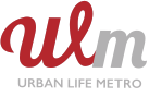 urban life metro logo